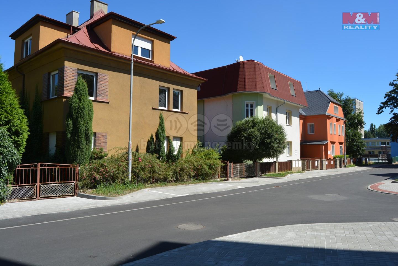 Prodej rodinného domu, m² 993, Sokolov, ul. J.K.Tyla