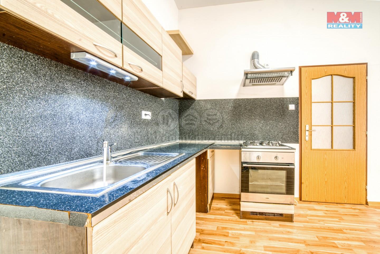 Pronájem, byt 2+kk, 54 m², ul. Poštovní, Rakovník