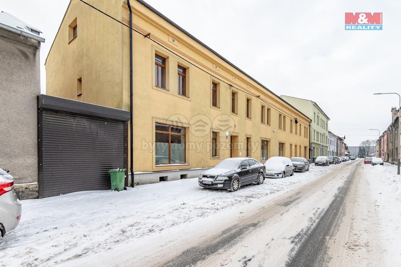 Prodej nájemního domu, 1254 m², Ostrava, ul. Zengrova