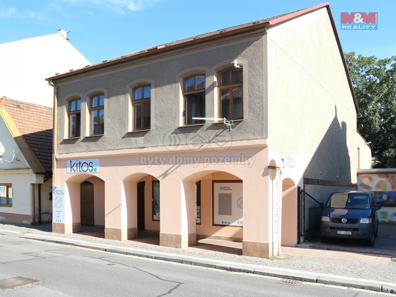 Prodej obchodního objektu, Choceň, ul. Dolní