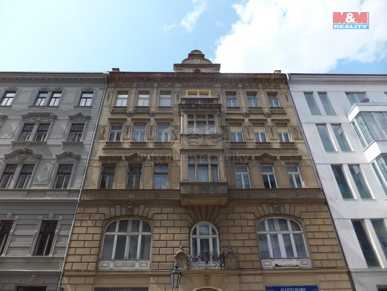 Prodej, byt 4+1, 139 m2, Praha 1, ul. Rybná
