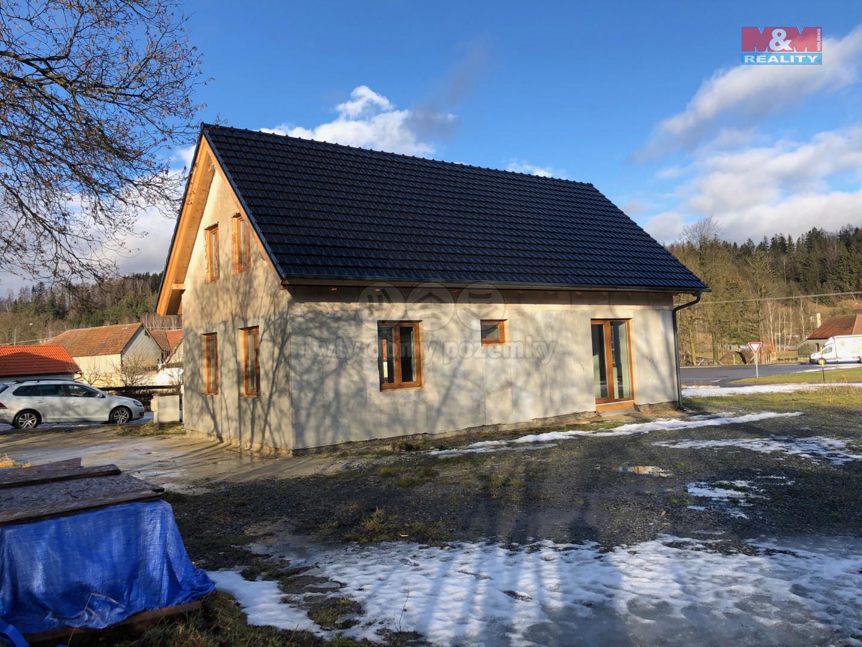 Prodej rodinného domu, pozemek 856 m², Jedlová, Korouhevská