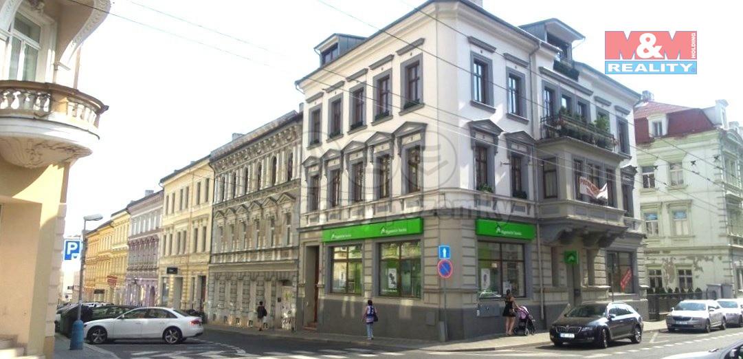 Pronájem, komerčního prostoru, 48 m2, Teplice, ul. U Nádraží
