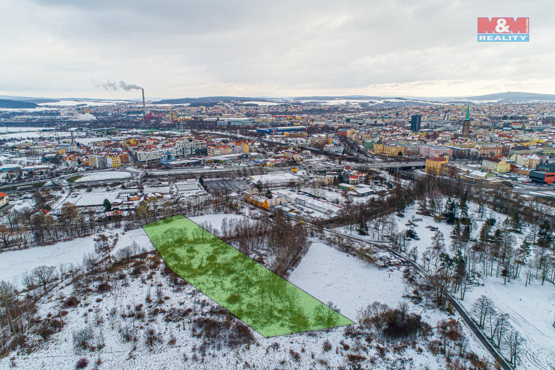 Prodej pozemku, 12114 m², Plzeň