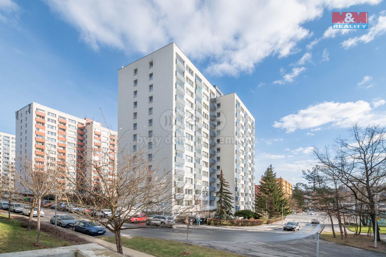 Pronájem bytu 3+kk, 43 m², Praha, ul. Evropská