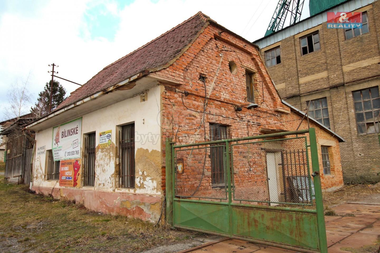 Prodej obchodního objektu, 312 m², Rakovník