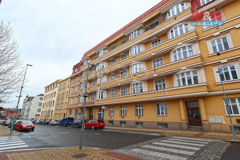 Pronájem bytu 2+kk, Čáslav, ul. Husova