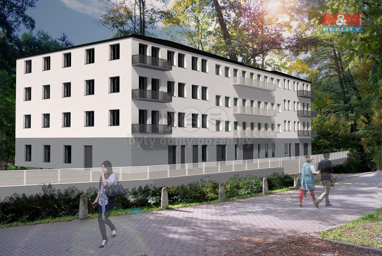 Prodej bytu 3+kk, 79 m², Cheb, ul. Břehnická