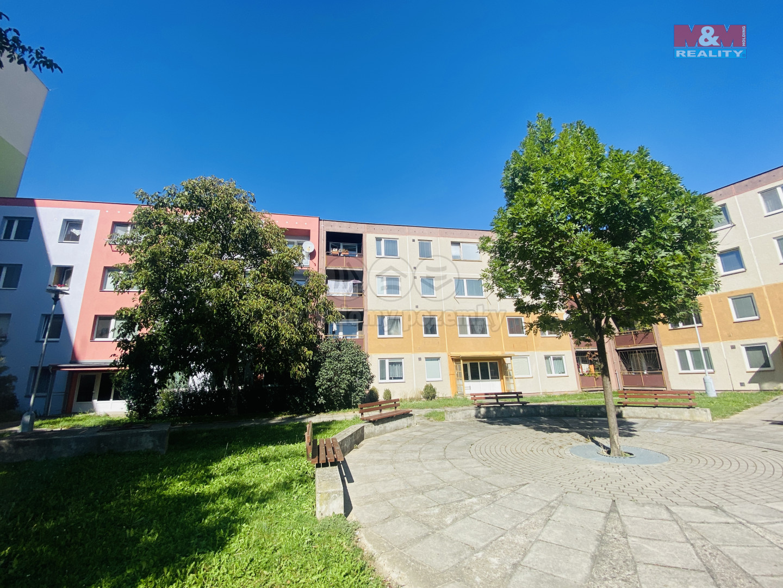 Prodej bytu 2+1, 43 m², Prostějov, ul. Finská