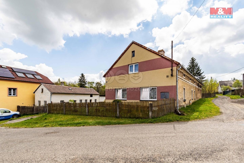 Prodej, chalupa, 3254 m2, Otročín