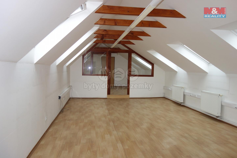 Pronájem kancelář, 187 m², Ústí nad Orlicí, T. G. Masaryka