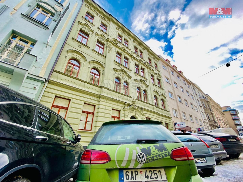 Pronájem bytu 2+1, 55 m², Praha, ul. Jindřicha Plachty