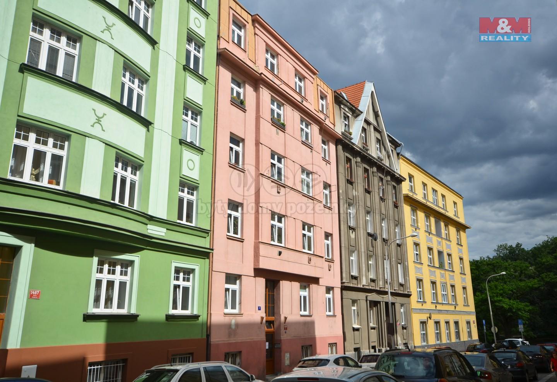 Prodej, byt 2+kk, Praha, ul. Horní