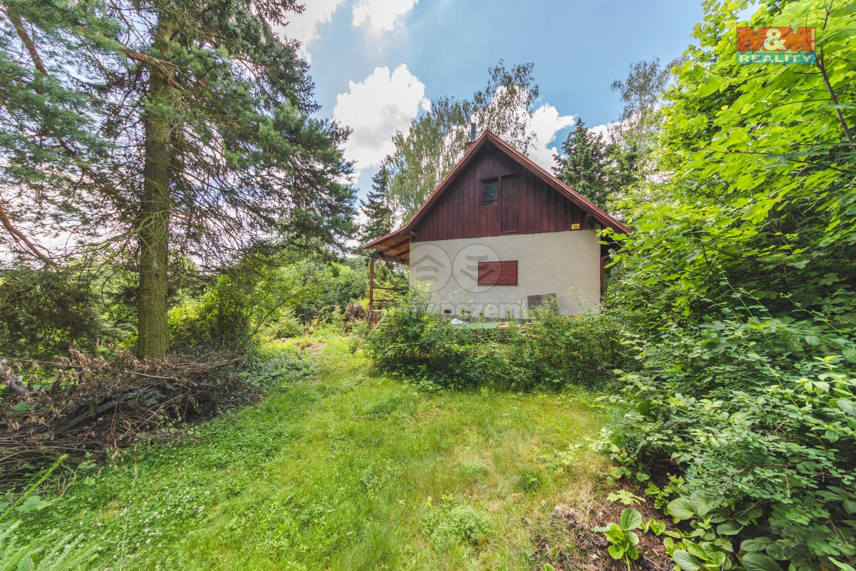 Prodej, chata, 1245 m2, Pětihosty