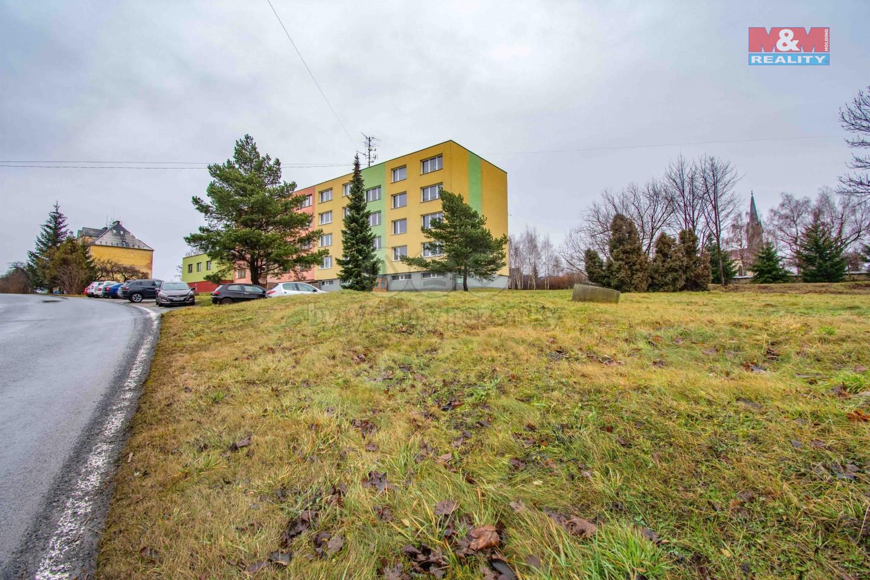 Pronájem bytu 2+1, 44 m², Horní Benešov, ul. Svobody