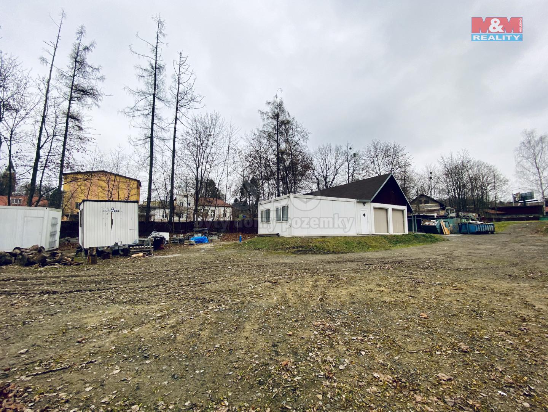 Prodej obchodního objektu, 3283 m², Ostrava, ul. Hvězdná