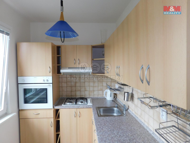 Pronájem bytu 3+1, OV, 74 m², Kadaň, ul. Komenského