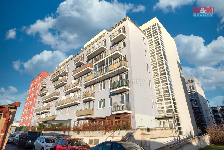 Prodej bytu 2+kk, 66 m², OV, terasa, Praha 10 - Michle