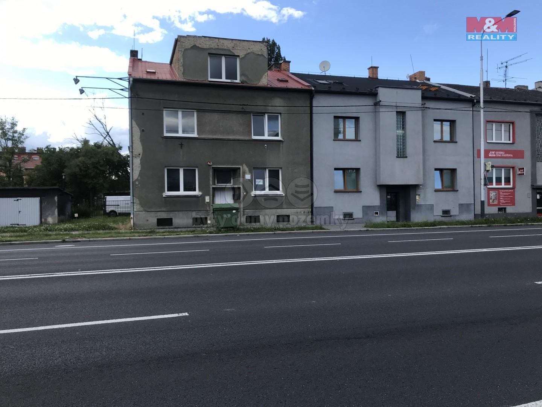 Prodej kancelářského prostoru, 388 m², Ostrava, ul. Rudná