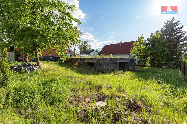 Prodej, pozemek k bydlení, 446 m2 Ohrobec