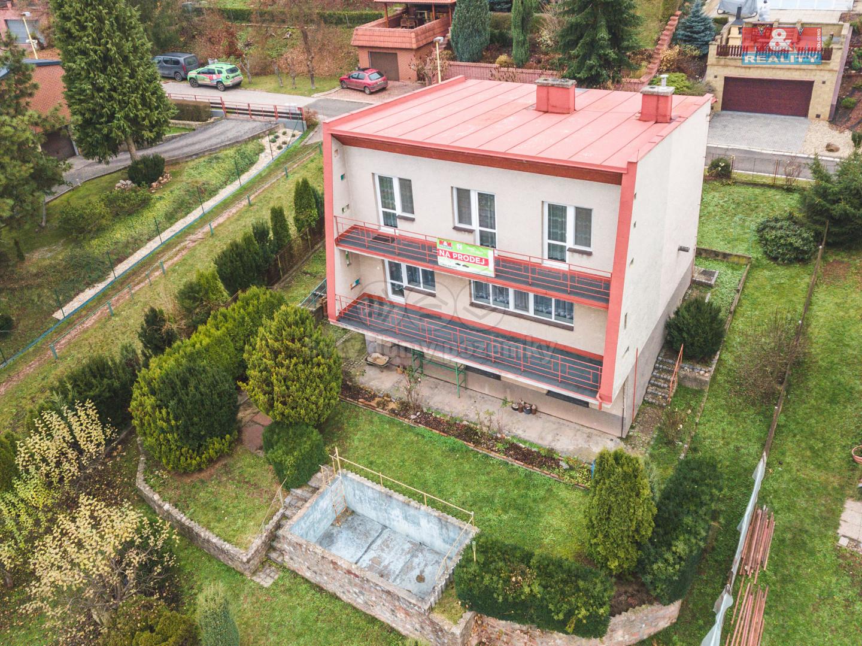 Prodej rodinného domu, 1069 m², Hostinné, ul. Sluneční