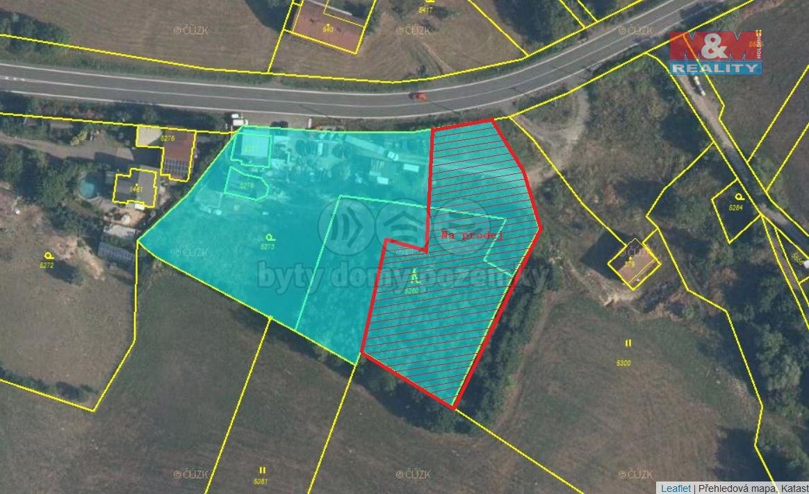 Prodej provozní plochy, 2724 m², Vamberk, ul. Sebranice