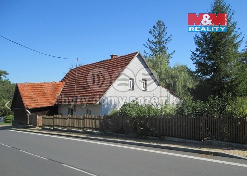 Prodej, rodinný dům, Mořkov, ul. Dolní
