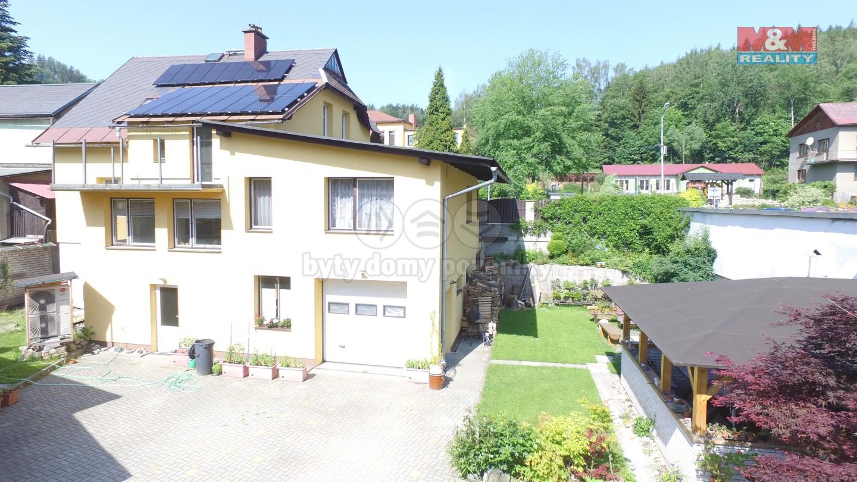 Prodej, rodinný dům 5+1, 320 m2, Plavy