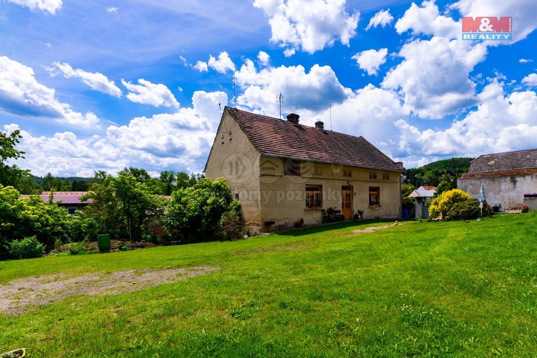Prodej, hospodářský dvůr, 120 m², Čisovice, pozemek 11741 m²