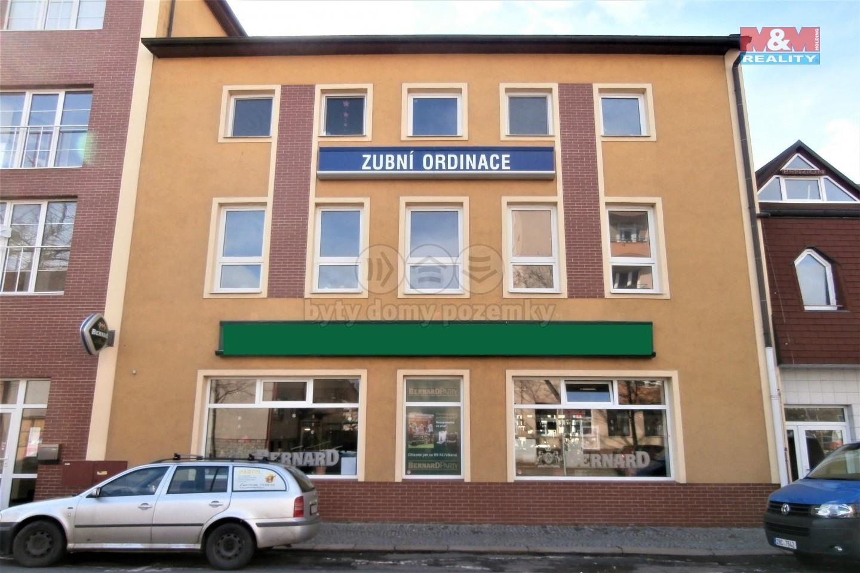 Pronájem obchod a služby, 2663 m², Kolín, ul. Ovčárecká