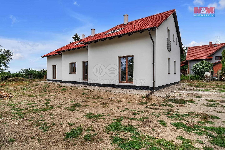 Prodej rodinného domu, 107 m², Všechlapy