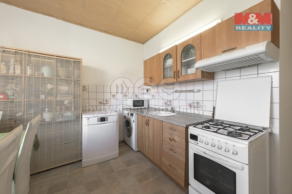 Prodej bytu 4+1, 87 m², OV, Jirkov, ul. Alešova