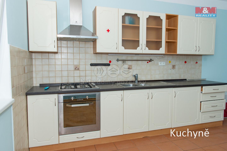 Pronájem bytu 3+1, 86 m², Praha, ul. Sokolovská