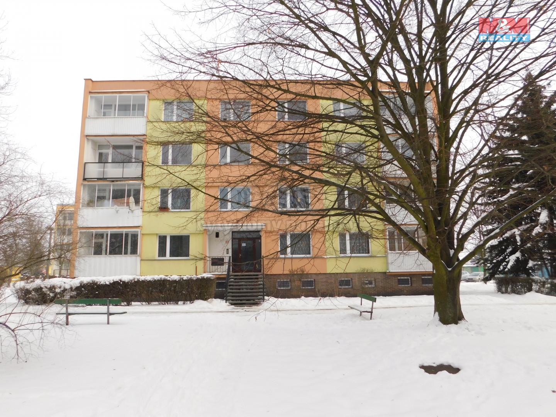 Pronájem bytu 2+1, 59 m², OV, Chomutov, Vítězslava Nezvala