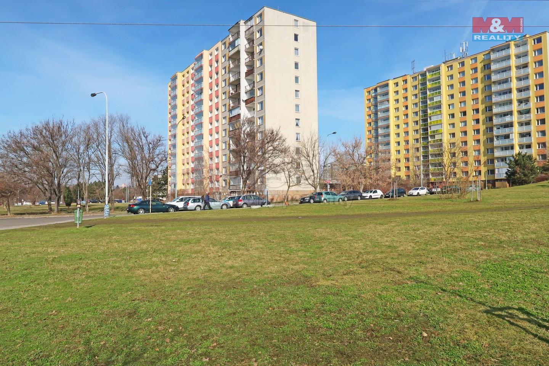 Pronájem bytu 3+1, 76 m², Praha, ul. Dobevská