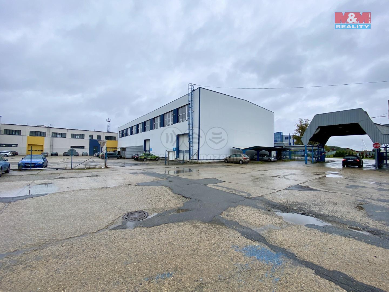 Pronájem výrobního objektu, 1337 m², Planá nad Lužnicí