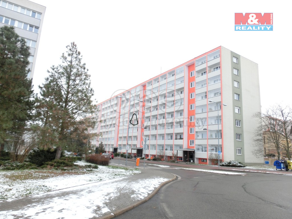 Prodej bytu 2+1, 64 m², Mladá Boleslav, ul. U stadionu