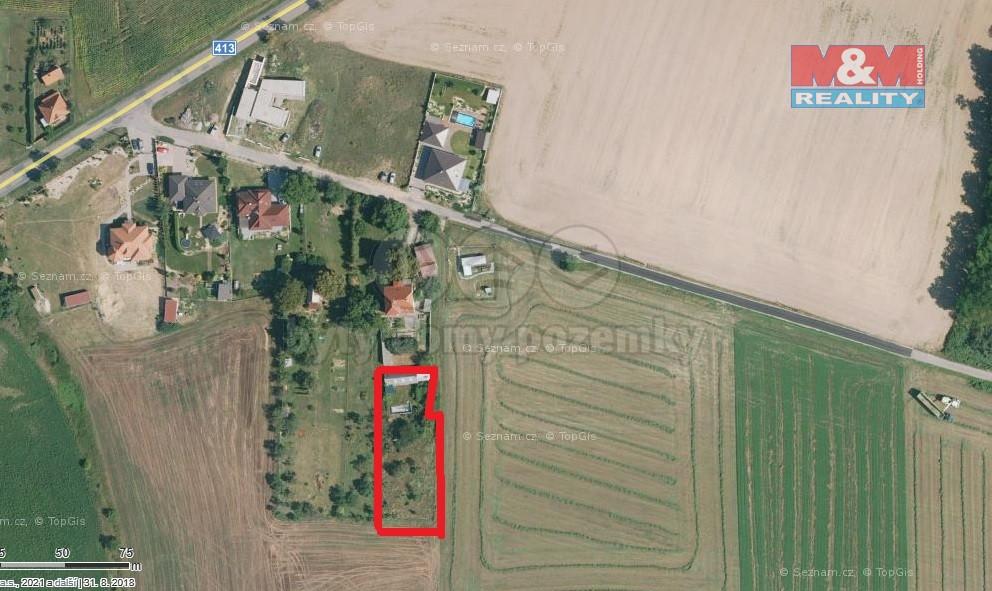 Prodej pozemku k bydlení, 1300 m², Rybníky