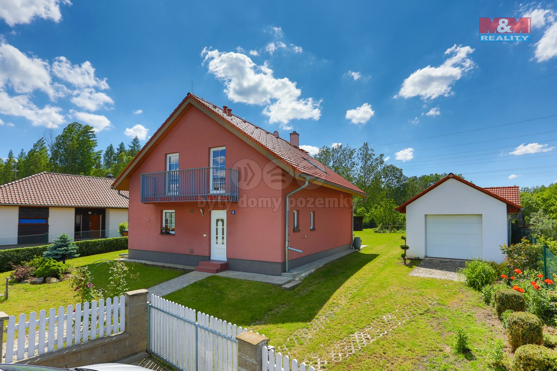 Prodej, rodinný dům, 1204 m², Nové Sedlo, Loučky