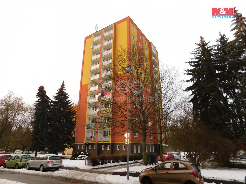 Pronájem bytu 3+1, OV, 56 m², Karlovy Vary, ul. Krymská