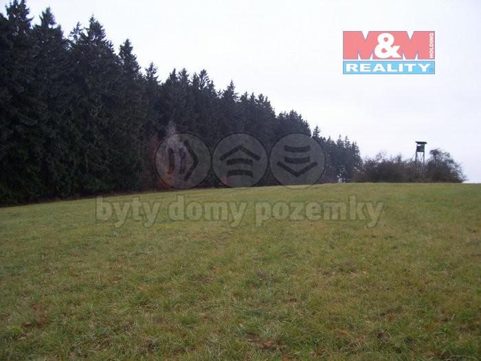 Prodej, pozemek, 5475 m2, Luhačovice