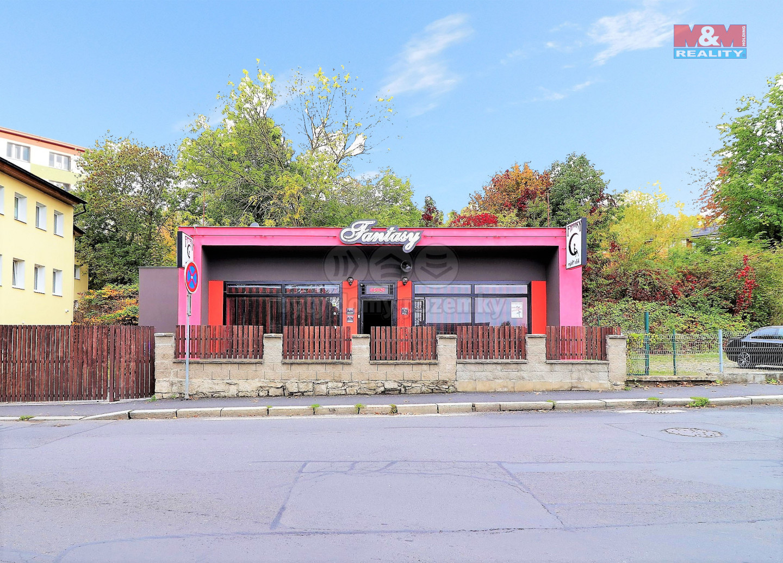 Prodej obchod a služby, 404 m², Cheb, ul. Havlíčkova