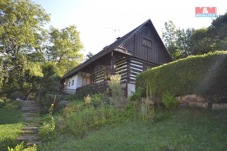 Prodej, rodinný dům,1043 m2, Karlovice, Roudný