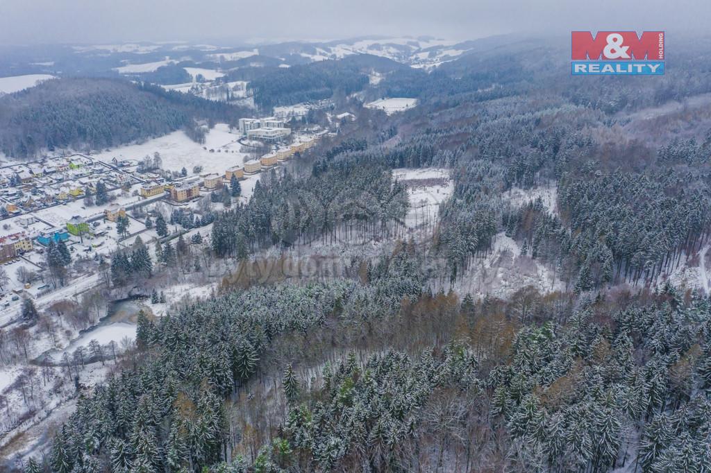 Prodej lesa, 216072 m², Dolní Poustevna, okres Děčín