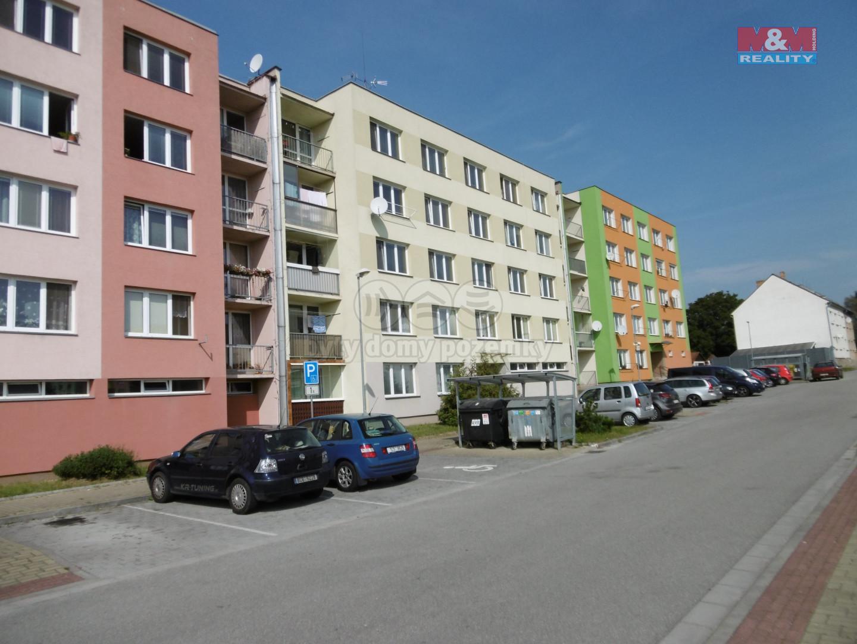Prodej bytu 1+1, 43 m², České Velenice