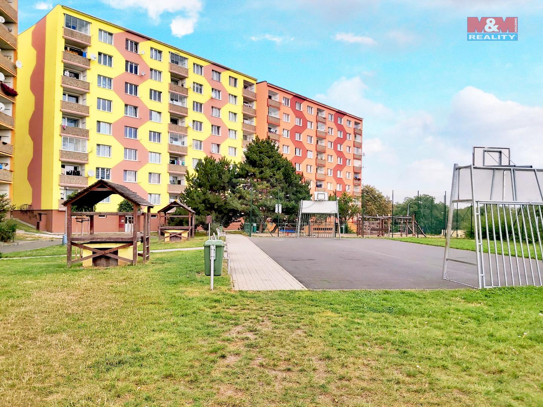 Prodej bytu 3+1, 77 m², Chomutov, ul. Kamenná