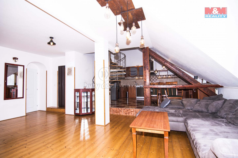 Prodej bytu 3+kk, 117 m2, v Brně, ul. Sušilova