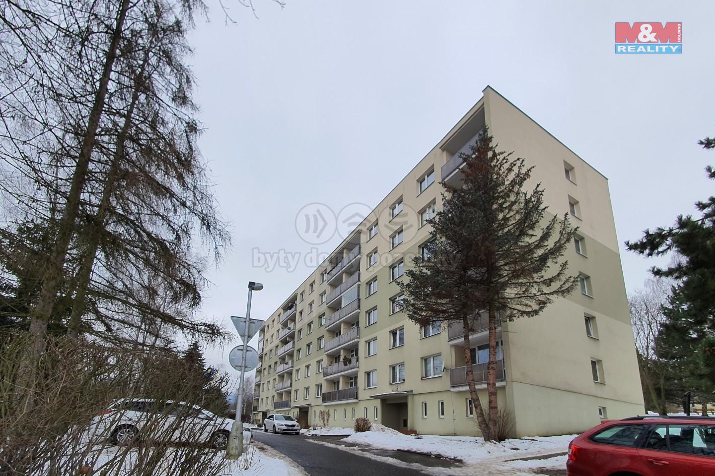 Pronájem bytu 2+kk, Liberec, Františkov