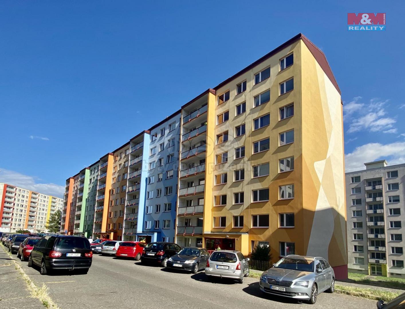 Prodej bytu 2+kk, 40 m², DV, Krupka, ul. Dukelských hrdinů