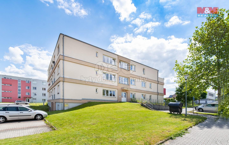 Prodej, byt 2+kk, 112 m², ul. Lužická, Rokycany